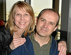 Ward Allebach & Lisa Steagall